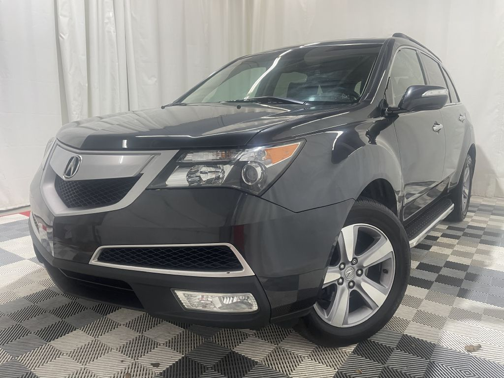 2013 ACURA MDX *AWD* for sale at Cherry Auto Group