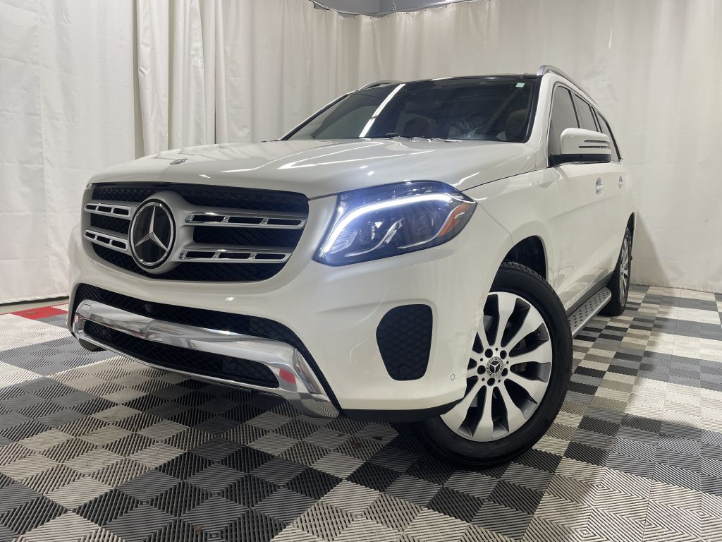 2018 MERCEDES-BENZ GLS 450 4MATIC *AWD* for sale at Cherry Auto Group