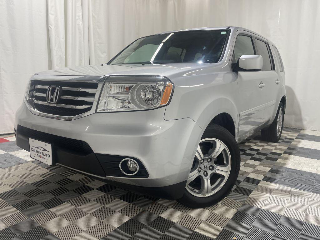 2014 HONDA PILOT EXL *AWD* NAV for sale at Cherry Auto Group