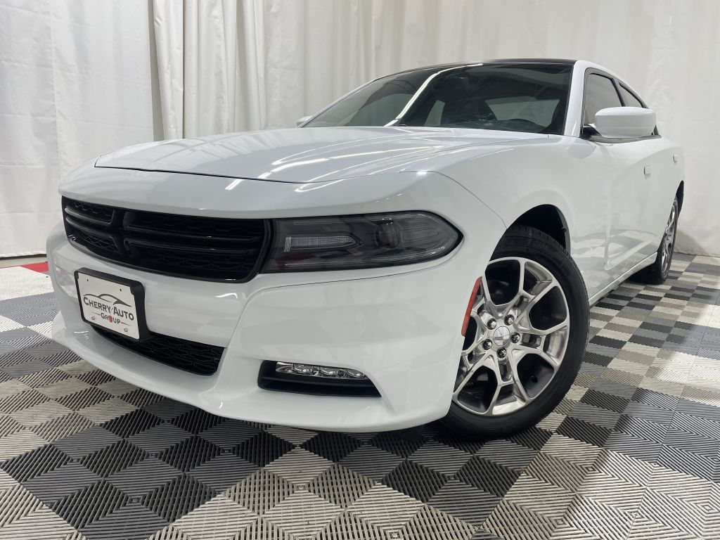 2016 DODGE CHARGER SXT  PLUS *AWD* for sale at Cherry Auto Group