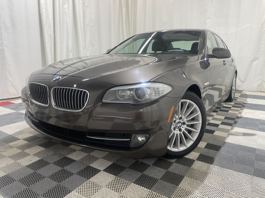 2013 BMW 535 XI *AWD* for sale at Cherry Auto Group