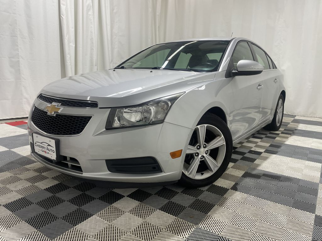 2013 CHEVROLET CRUZE 2LT for sale at Cherry Auto Group