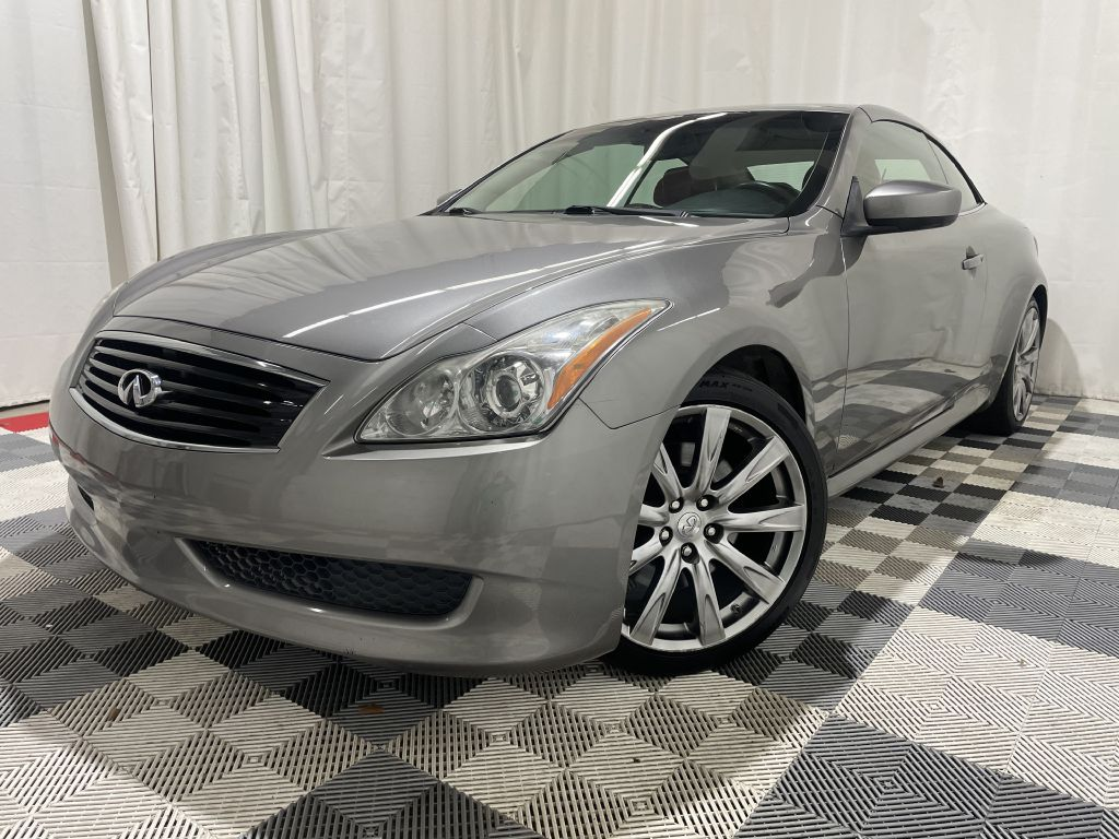 2009 INFINITI G37 BASE for sale at Cherry Auto Group