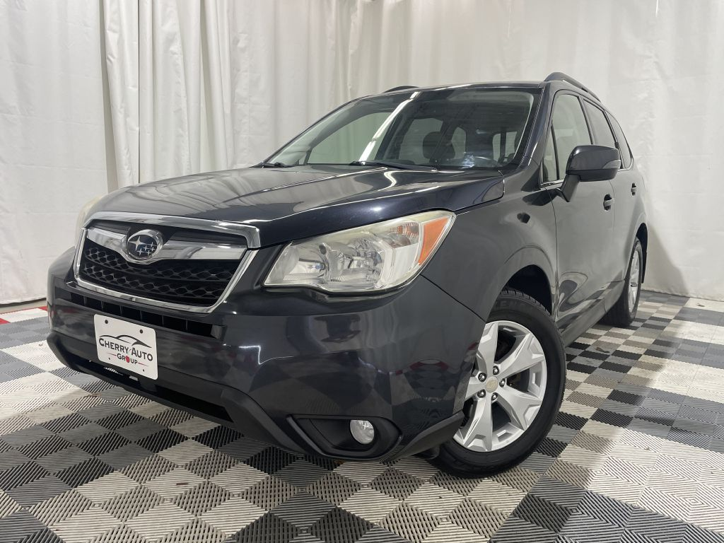 2014 SUBARU FORESTER 2.5I TOURING *AWD* for sale at Cherry Auto Group