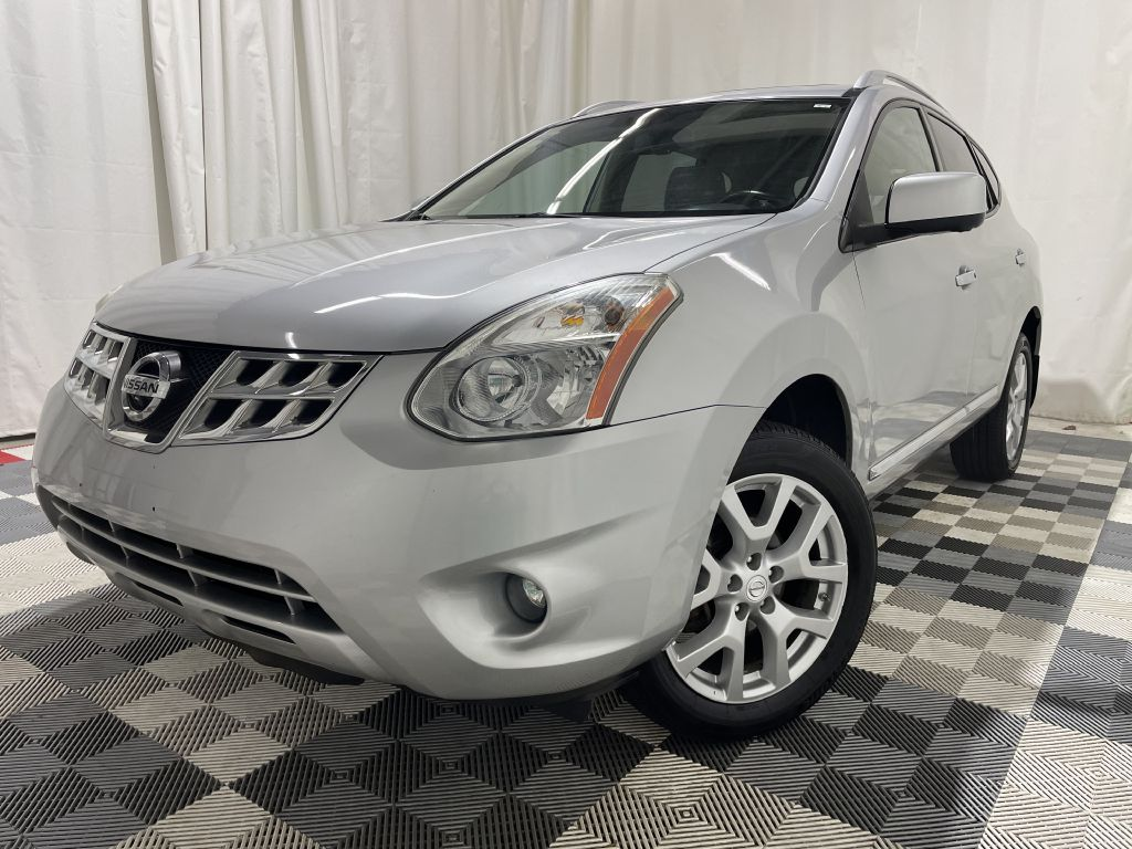2012 NISSAN ROGUE S *AWD* for sale at Cherry Auto Group