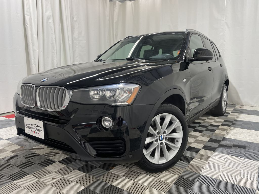 2016 BMW X3 XDRIVE28I *AWD* for sale at Cherry Auto Group