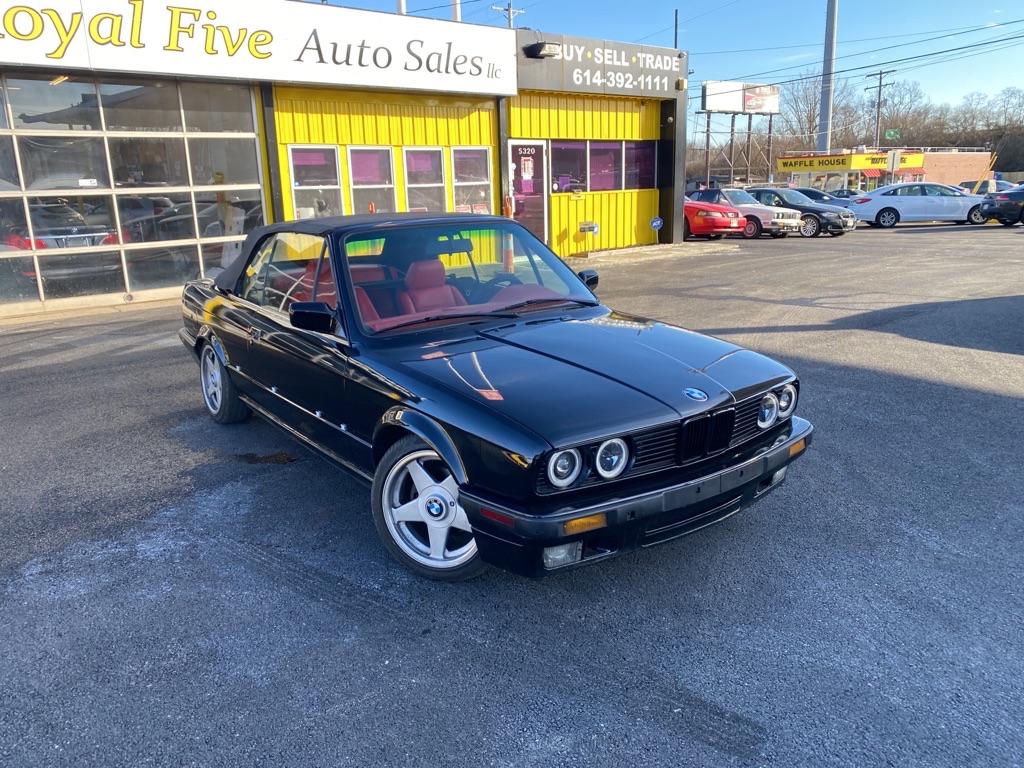 1992 BMW 318