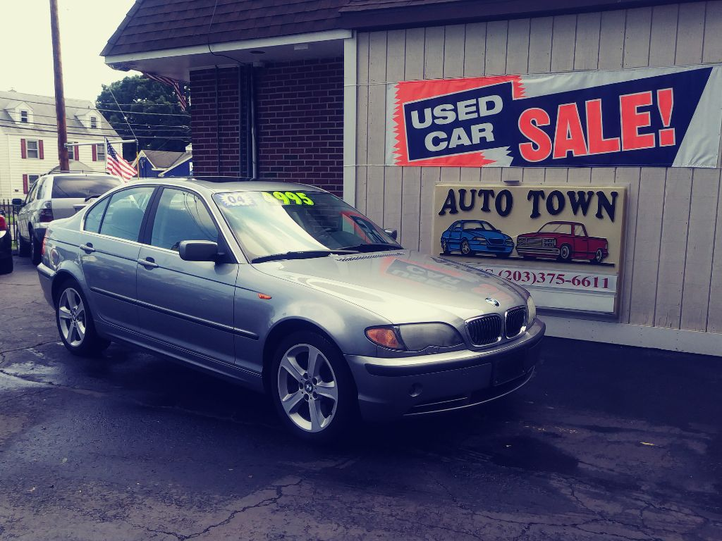 2004 BMW 3 Series WBAEW53484PN32073 AUTO TOWN LLC