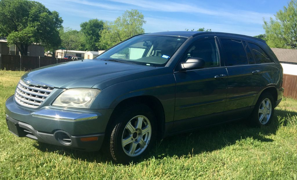2005 Chrysler Pacifica Touring >> Used 2005 Chrysler Pacifica Touring In Irving Tx Auto Com 2c4gm68475r396874