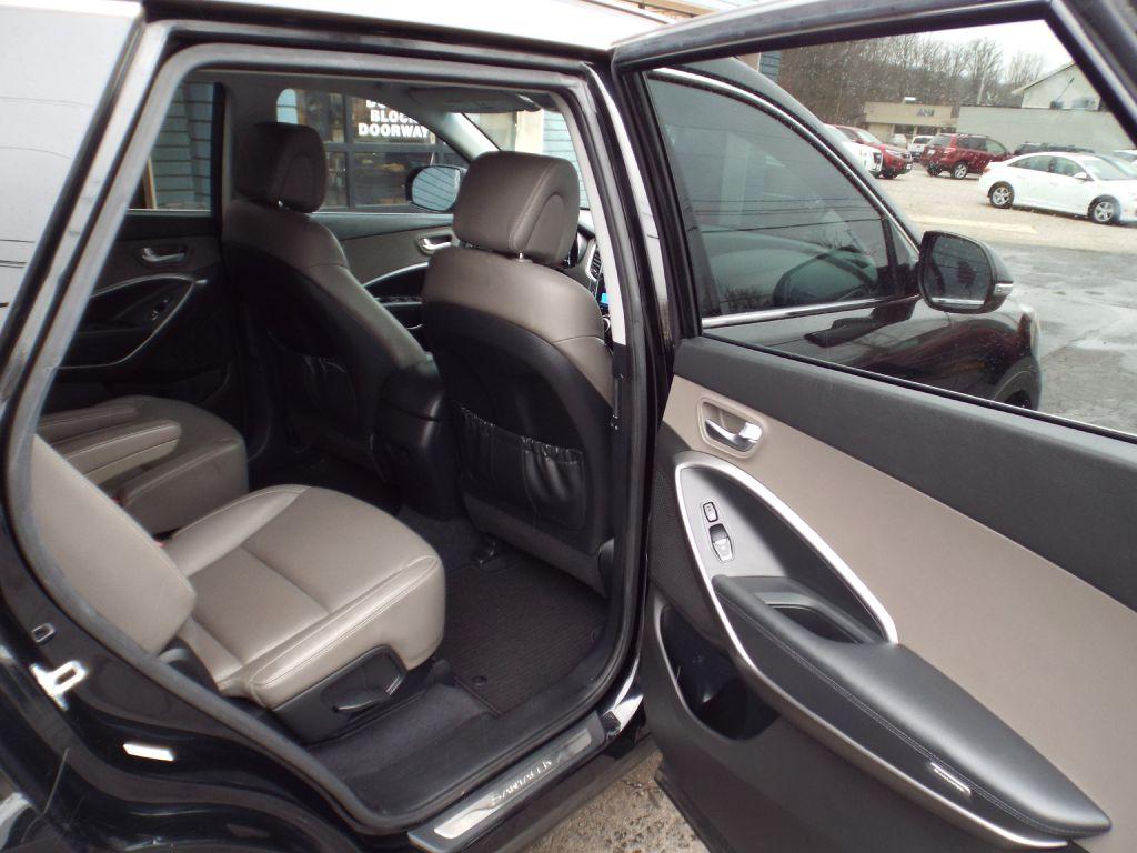 2013 HYUNDAI SANTA FE LIMITED for sale at Carena Motors