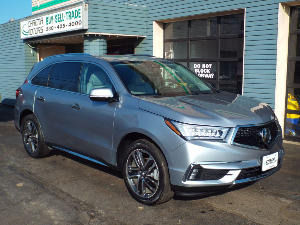 2017 ACURA MDX ADVANCE for sale at Carena Motors