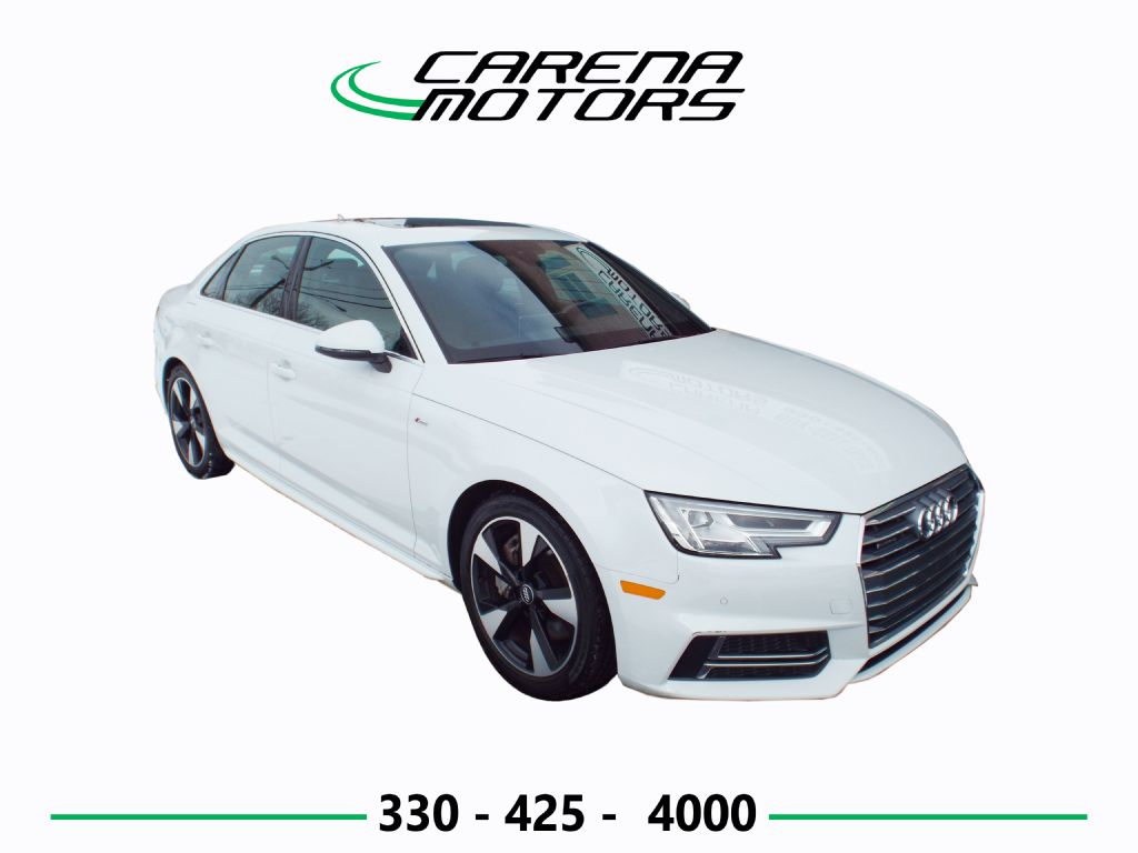 2017 AUDI A4 PREMIUM PLUS TECHNOLOGY for sale at Carena Motors