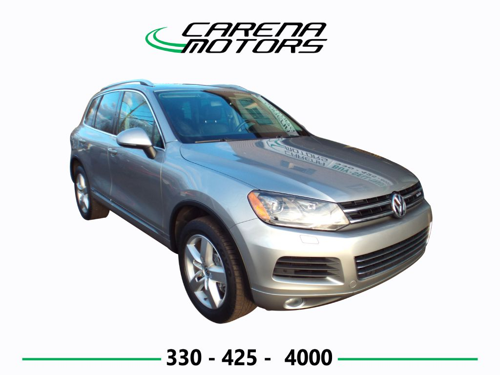 2012 VOLKSWAGEN TOUAREG HYBRID for sale at Carena Motors