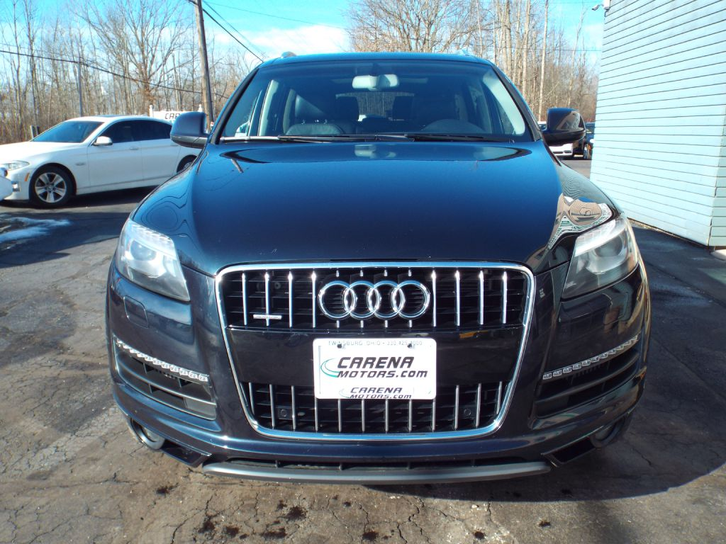2012 AUDI Q7 PREMIUM PLUS TDI for sale at Carena Motors