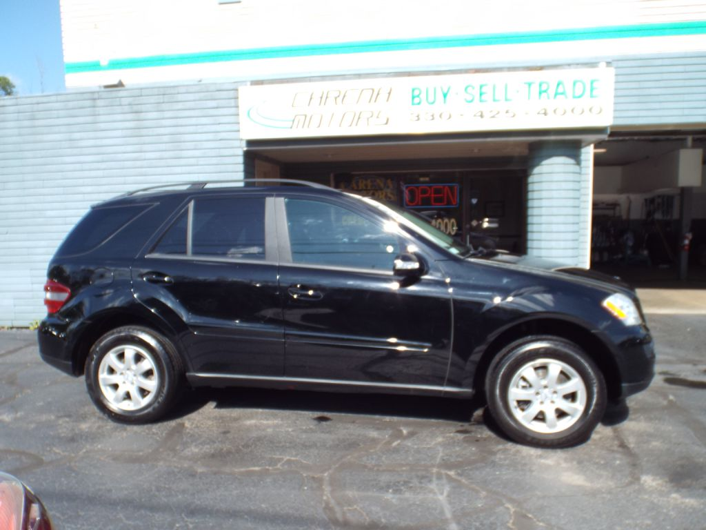 2006 MERCEDES-BENZ ML 350 for sale in Twinsburg, Ohio