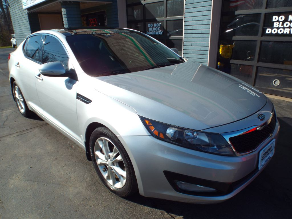 2012 KIA OPTIMA EX for sale at Carena Motors