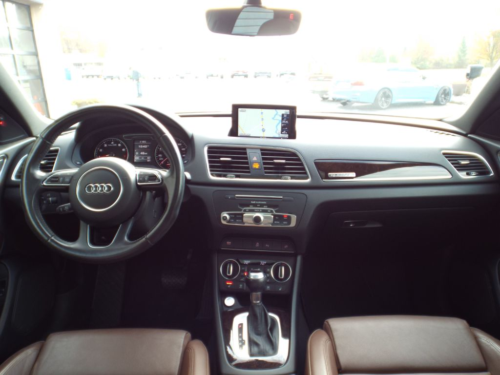 2016 AUDI Q3 2.0T QUATTRO PREMIUM PLUS for sale at Carena Motors