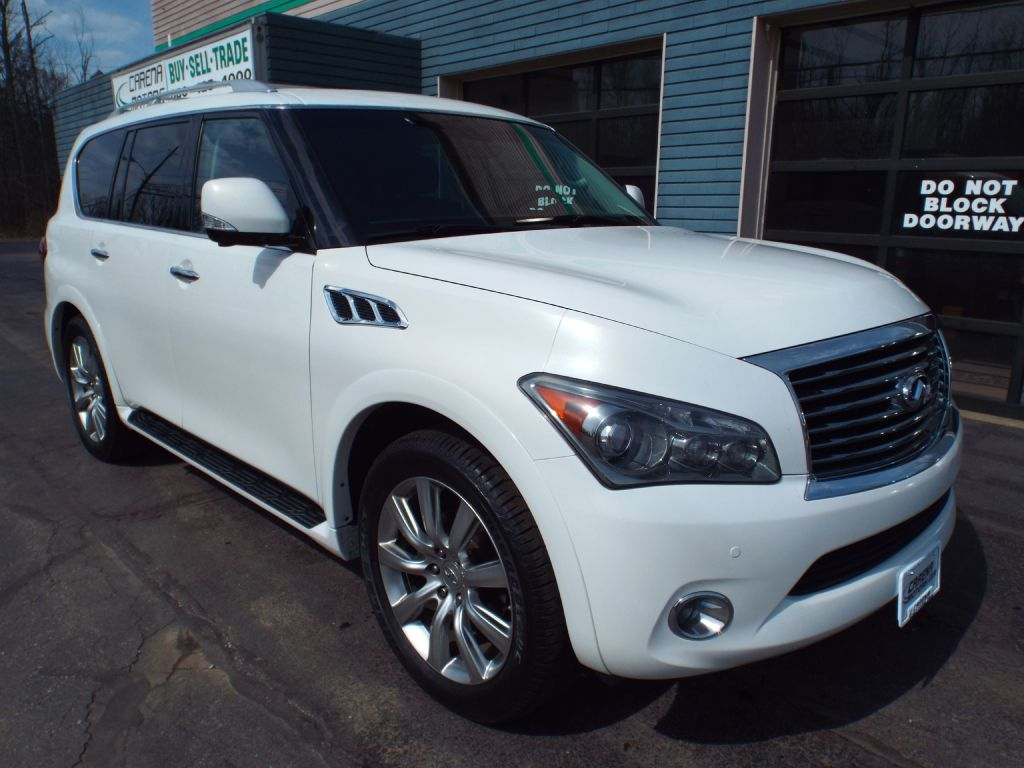 2012 INFINITI QX56  for sale at Carena Motors