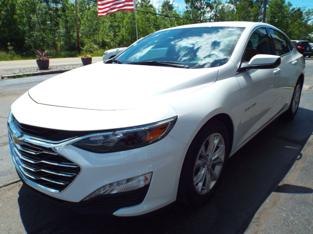 2020 CHEVROLET MALIBU LT for sale at Carena Motors
