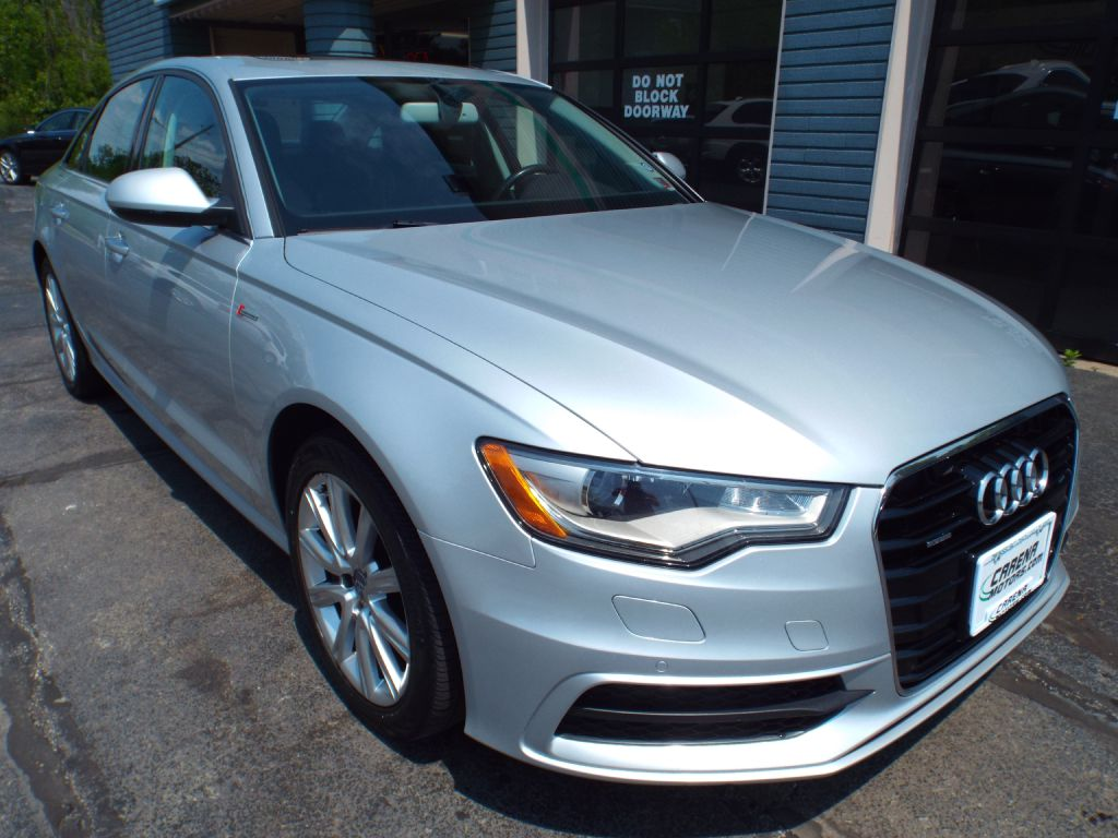2015 AUDI A6 PREMIUM PLUS for sale at Carena Motors