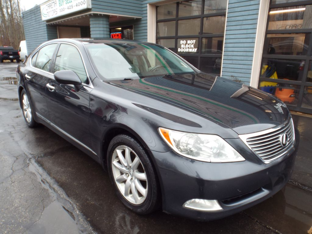 2007 LEXUS LS 460 for sale at Carena Motors