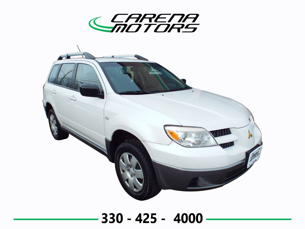 2006 MITSUBISHI OUTLANDER LS for sale at Carena Motors