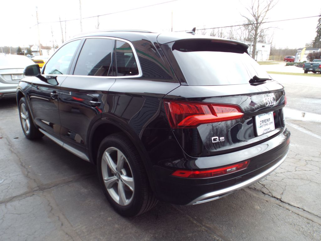 2019 AUDI Q5 PREMIUM PLUS for sale at Carena Motors