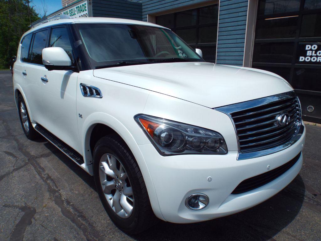2014 INFINITI QX80  for sale at Carena Motors