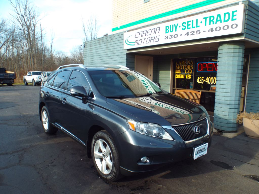2010 LEXUS RX 350 for sale at Carena Motors