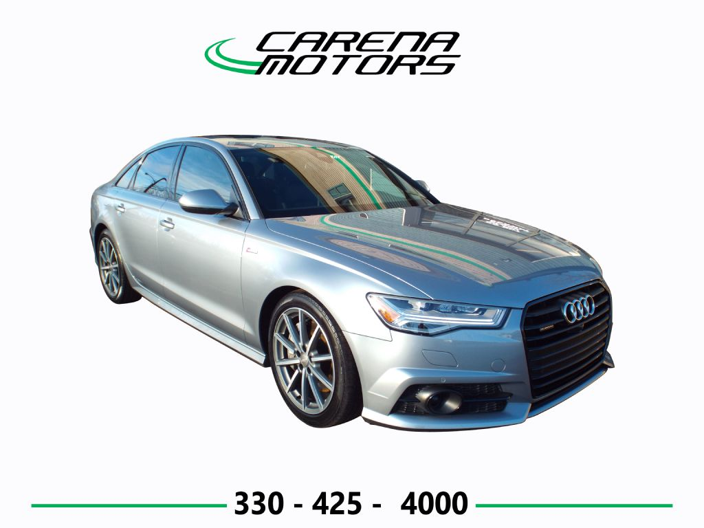 2017 AUDI A6 PREMIUM PLUS for sale at Carena Motors
