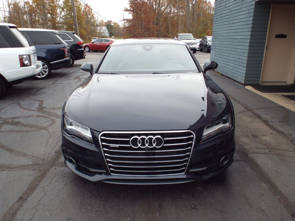 2014 AUDI A7 3.0T QUATTRO PRESTIGE for sale at Carena Motors
