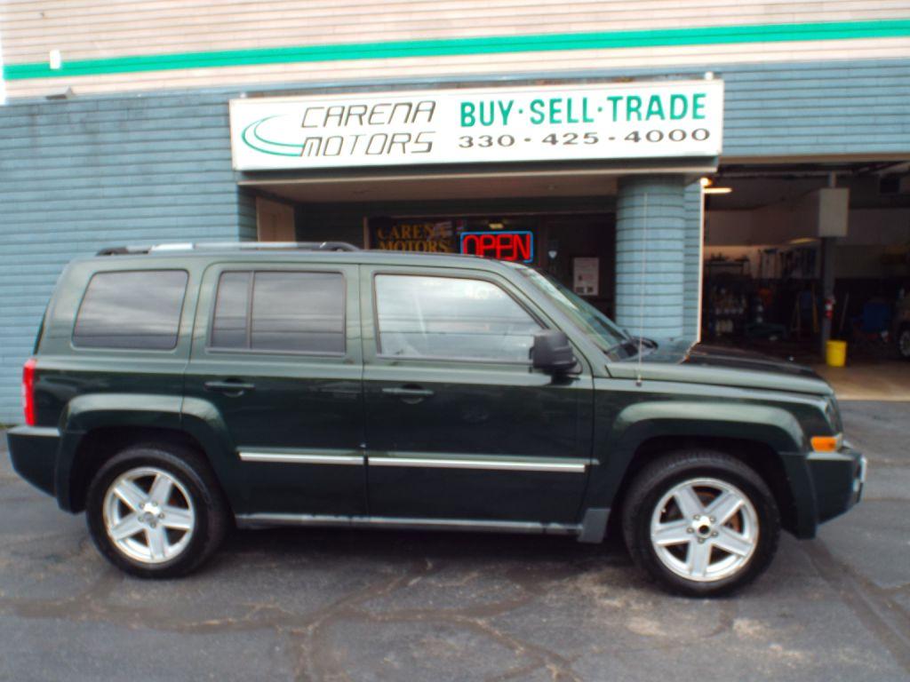 2010 JEEP PATRIOT LIMITED for sale at Carena Motors