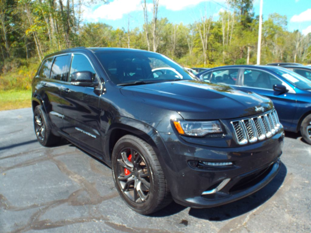 2015 JEEP GRAND CHEROKEE SRT RED VAPOR EDITION for sale in Twinsburg, Ohio