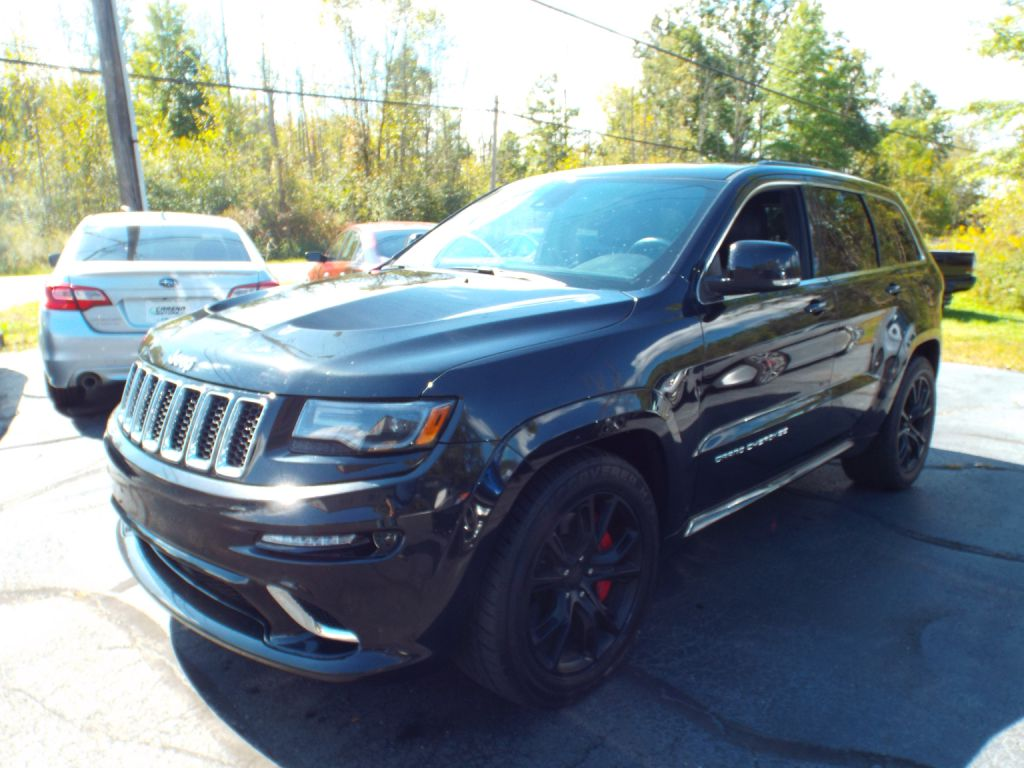2015 JEEP GRAND CHEROKEE SRT RED VAPOR EDITION for sale at Carena Motors