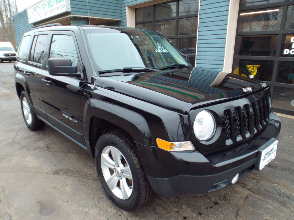 2013 JEEP PATRIOT LATITUDE for sale at Carena Motors