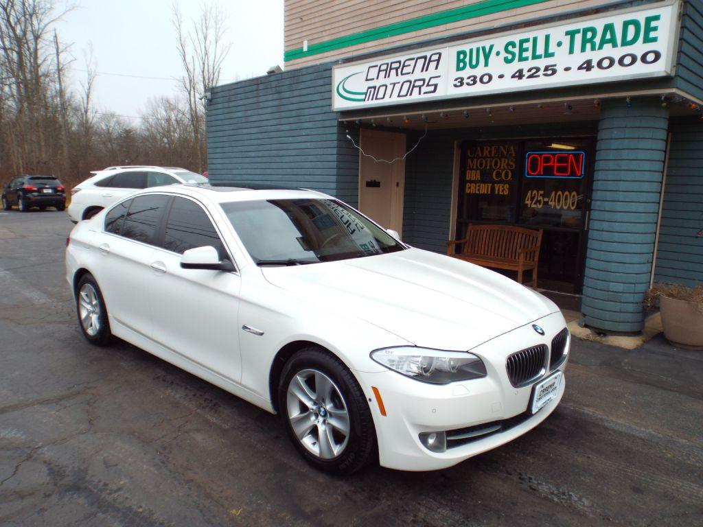 2013 BMW 528 XI for sale at Carena Motors