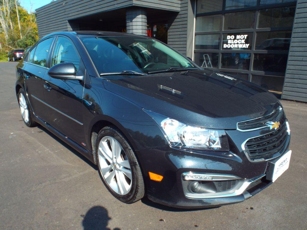 2015-CHEVROLET-CRUZE-LTZ-FOR-SALE-Twinsburg-Ohio for sale at Carena Motors