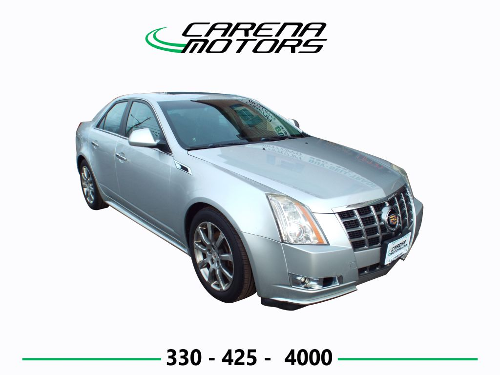 2012 CADILLAC CTS LUXURY COLLECTION for sale at Carena Motors