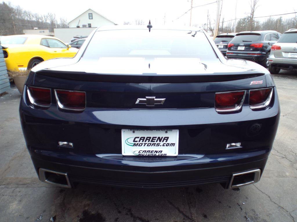 2010 CHEVROLET CAMARO SS for sale at Carena Motors