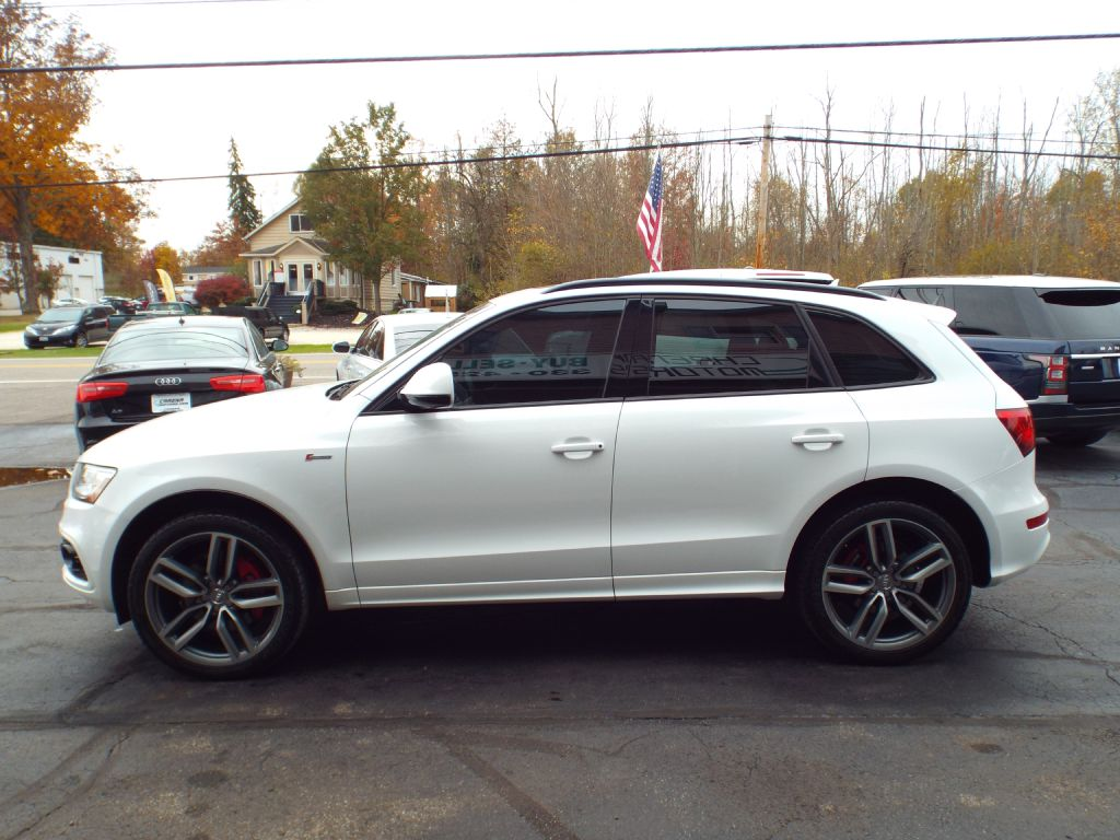 2016 AUDI SQ5 PREMIUM PLUS for sale at Carena Motors
