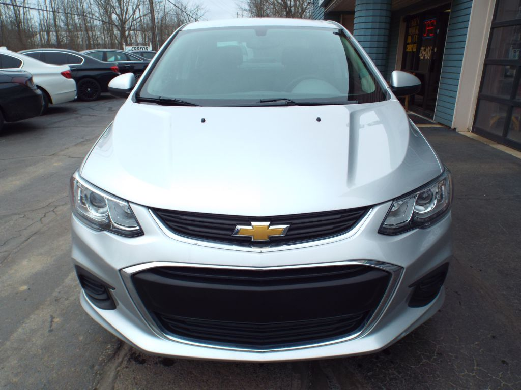 2017 CHEVROLET SONIC LS for sale at Carena Motors