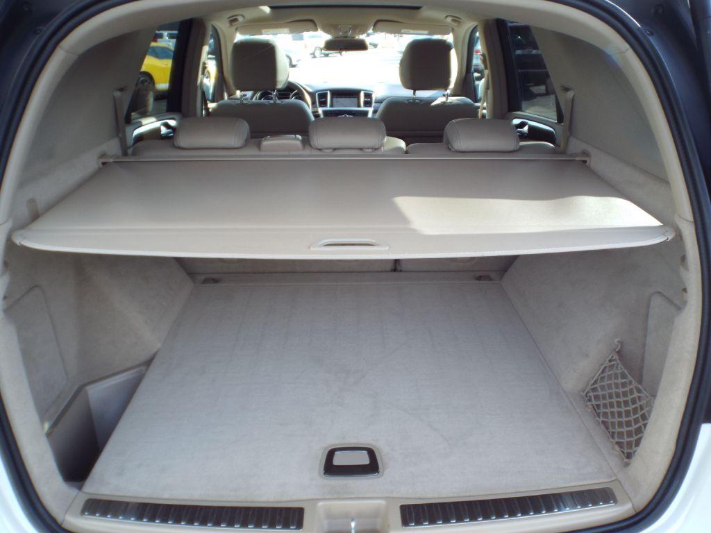 2013 MERCEDES-BENZ ML 350 4MATIC for sale at Carena Motors