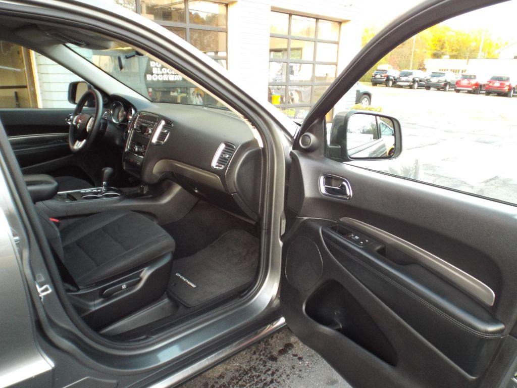 2012 DODGE DURANGO SXT for sale at Carena Motors