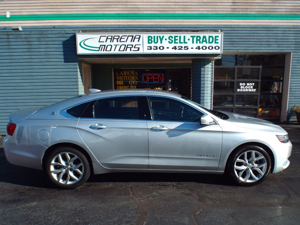 2017 CHEVROLET IMPALA LT for sale at Carena Motors