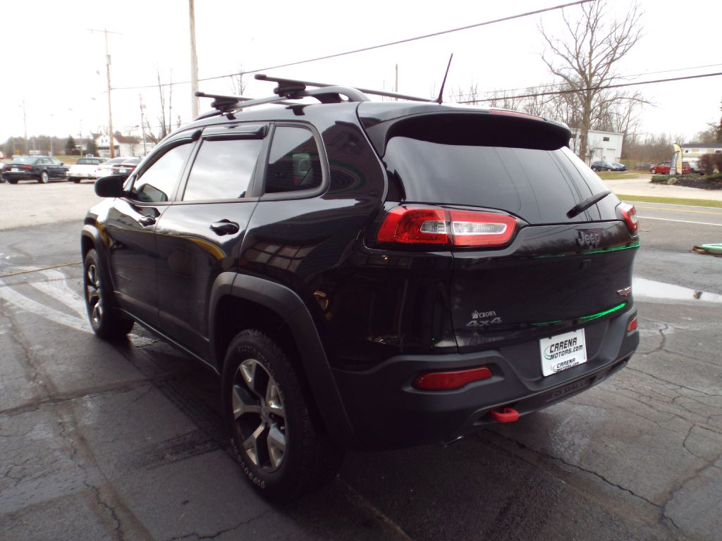 2016 JEEP CHEROKEE TRAILHAWK for sale at Carena Motors
