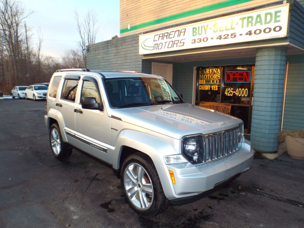 2012 JEEP LIBERTY JET for sale at Carena Motors