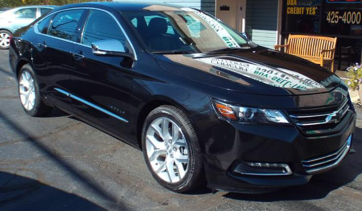2017 CHEVROLET IMPALA PREMIER for sale in Twinsburg, Ohio