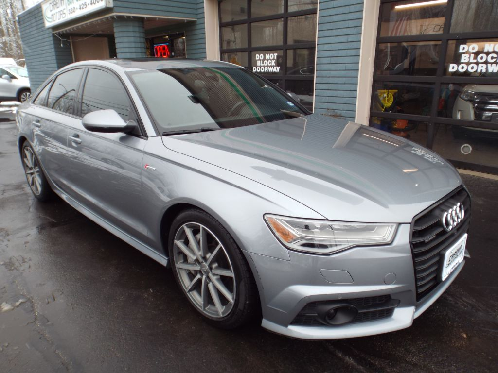 2016 AUDI A6 PREMIUM PLUS for sale at Carena Motors