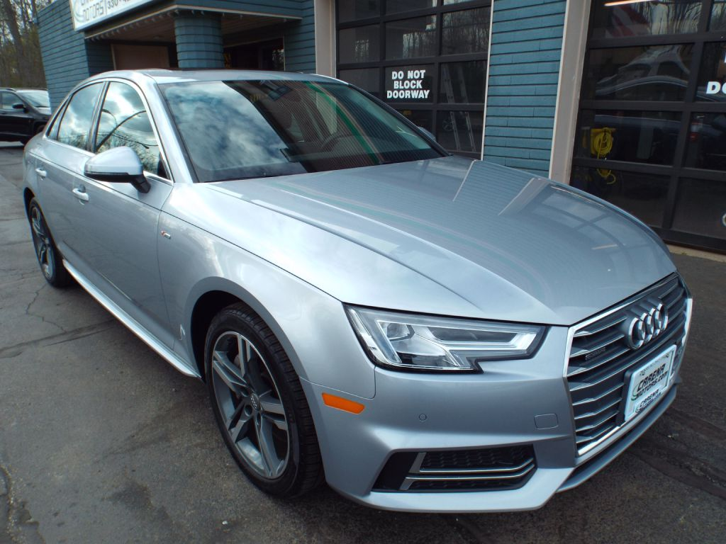 2018 AUDI A4 PREMIUM PLUS for sale at Carena Motors