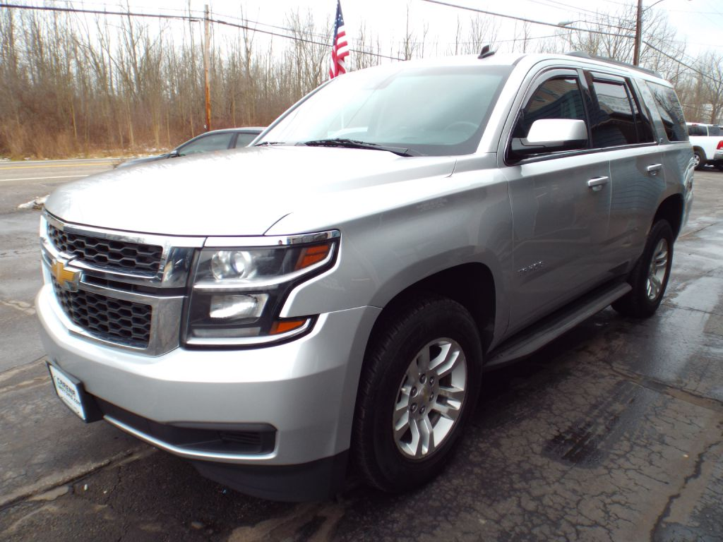 2015 CHEVROLET TAHOE 1500 LT for sale at Carena Motors